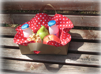 fruit basket for shavuot