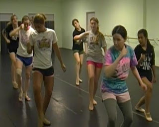 contemporary dance class charlotte