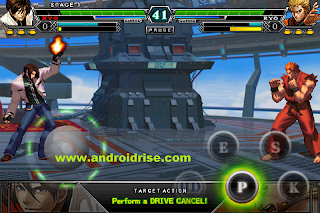 34 Characters Android Game THE KING OF FIGHTERS-A 2012 Download,