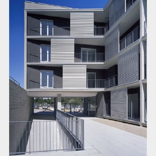 An lisis proyectual ii conjunto de viviendas margen arqs - Paginas de viviendas ...