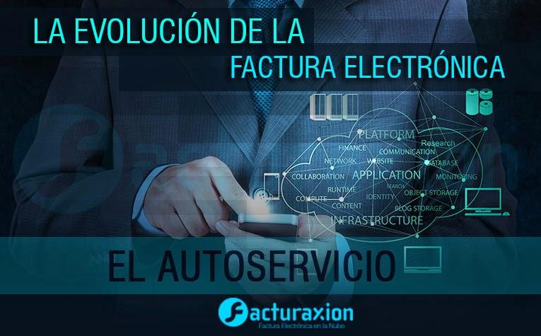 La Evolución de la Factura Electrónica: El Autoservicio.