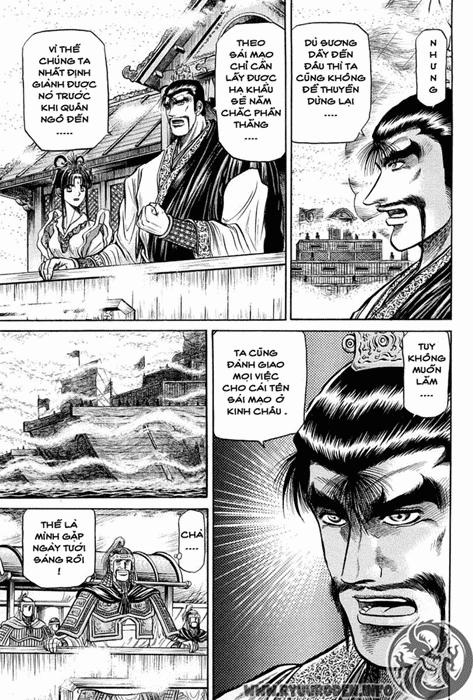 Chú bé rồng-Ryuuroden chap 37 Trang 8 - Mangak.info