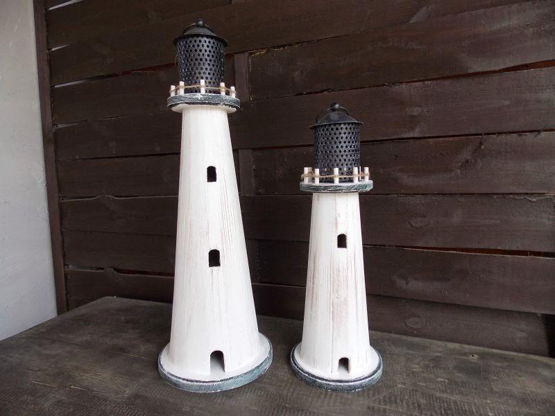 Latarnia morska, lampiony i latarnie