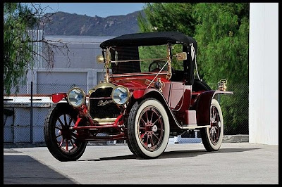 1913 Packard run about