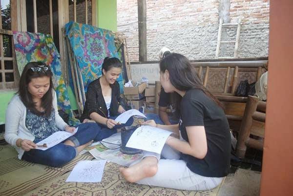 kursus batik pemula