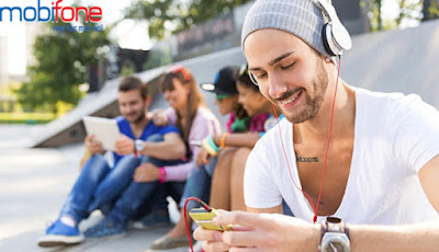 Tính năng copy nhạc chờ Funring Mobifone
