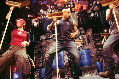 Stomp Orpheum Theatre New York City Cast