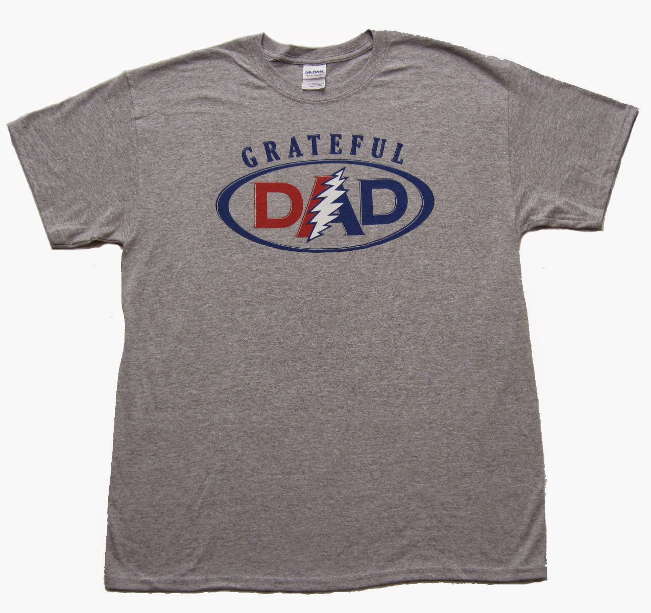 Grateful Dead Grateful Dad T-Shirt