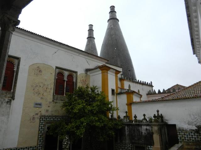 Синтра, Королевский дворец