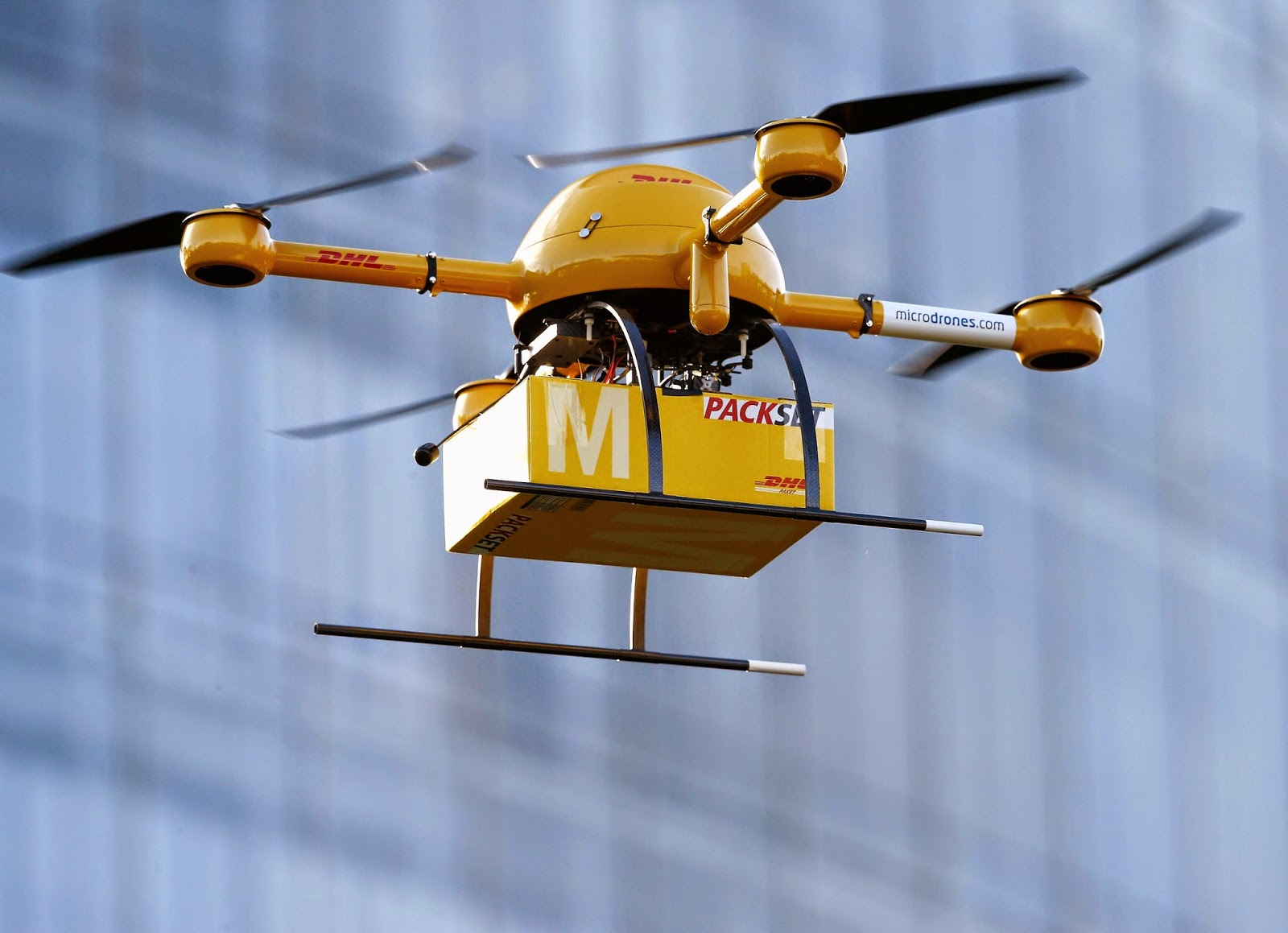 FAA seen ready to open skies to commercial drones - Ye ...