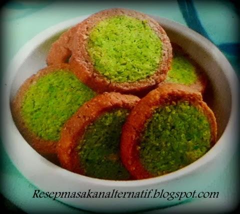 Resep dan Cara Membuat Kue Kering Pistachio