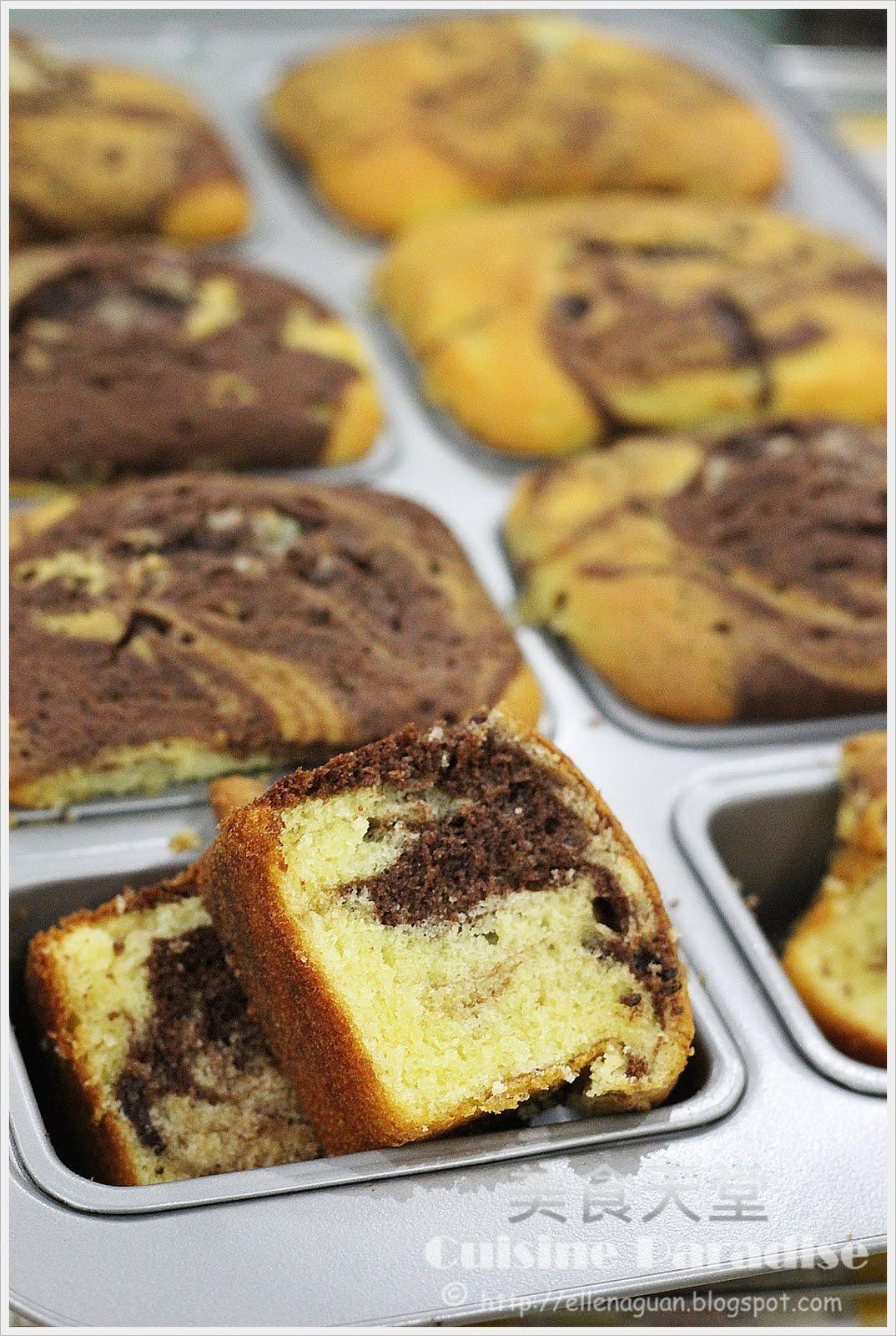Marble Cake Recipes Singapore