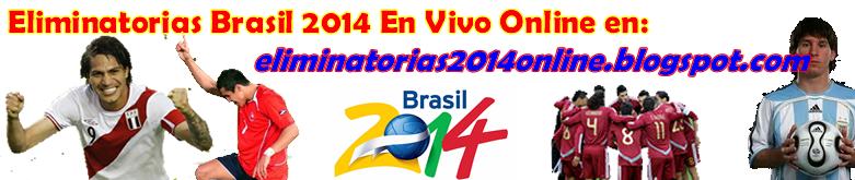 Ver COLOMBIA vs Uruguay En vivo 7 Setiembre Eliminatorias Brasil 2014 Online