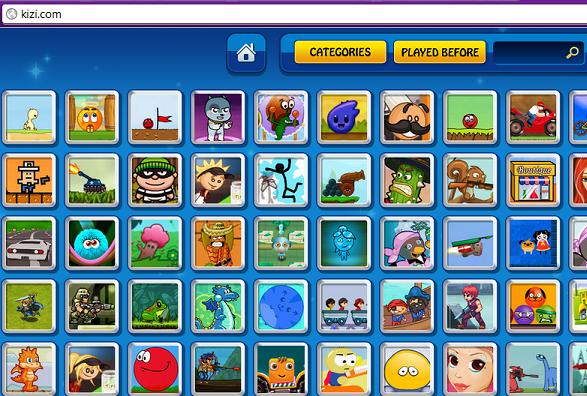 muchos juegos dibertidos: