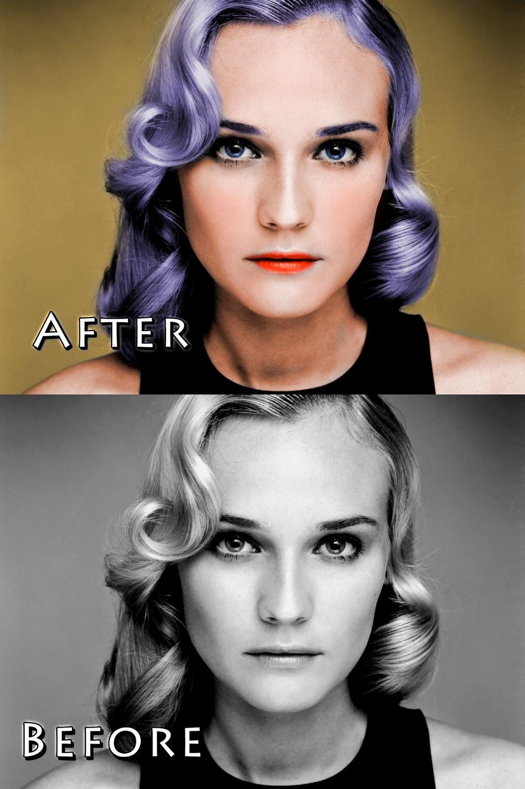 h1>Colorear una imagen blanco y negro a colores Photoshop cs6</h1 ...