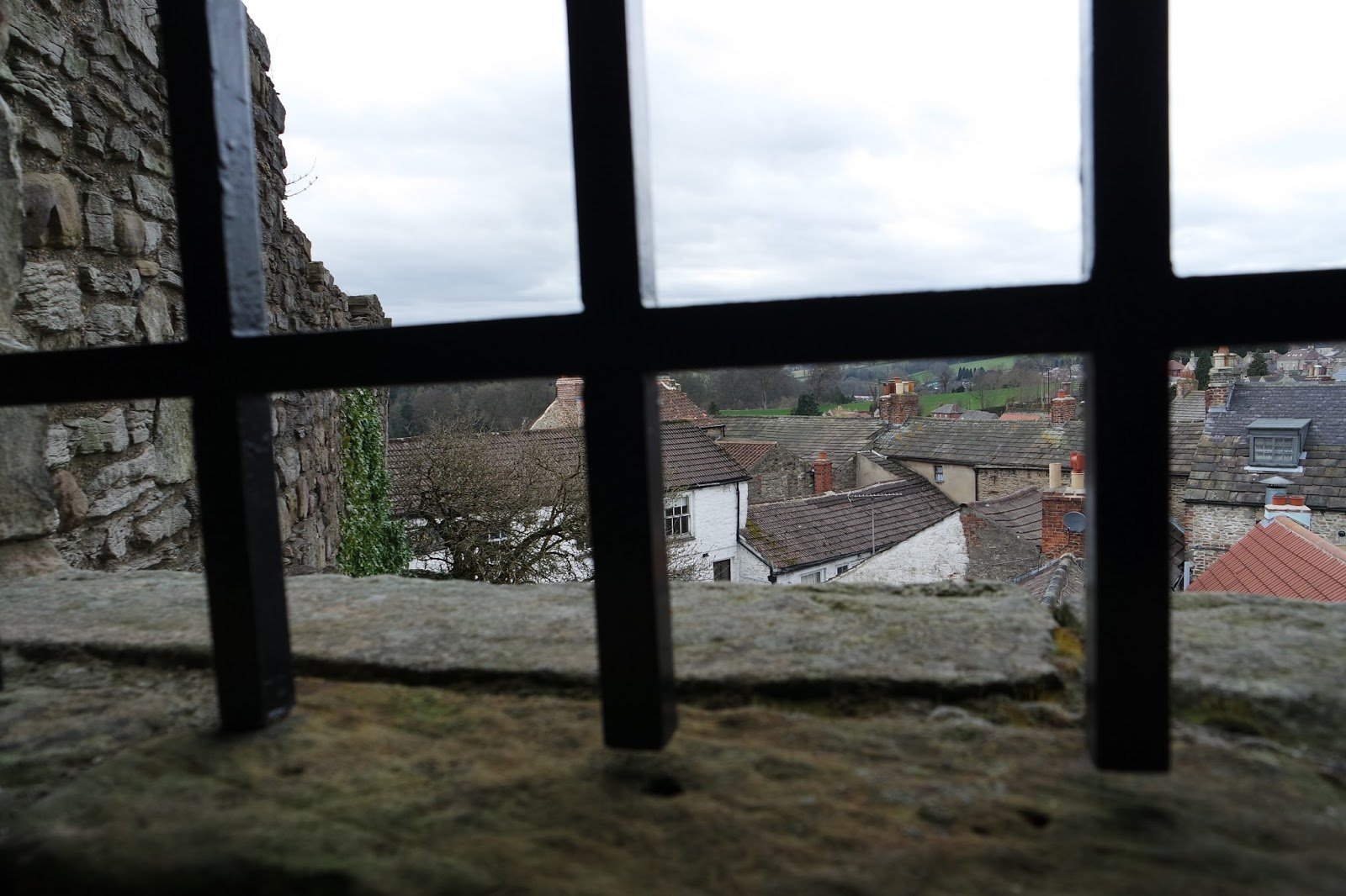 Richmond, North Yorkshire, Castle, Views, Day out