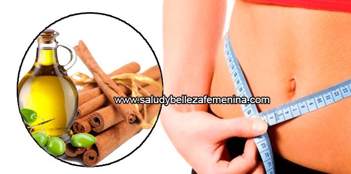 Elimina la grasa del abdomen con aceite de canela. - Salud