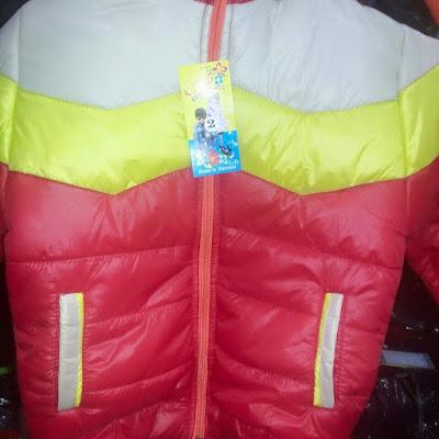 Thanh lý áo khoác trẻ em TL100