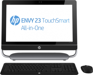 hp envy 23 d140t touchsmart all in one desktop core i3 3220 4gb ram windows 8 Watching Arrested Development on Netflix on Large Screen PC