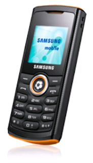 Samsung E2120 Zinnia: Cheap Cell Phone with Low-end Specs and Features