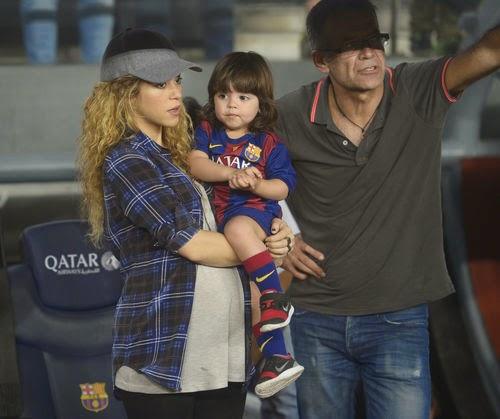 Shakira, Celebrity Pregnancies, photos and news,