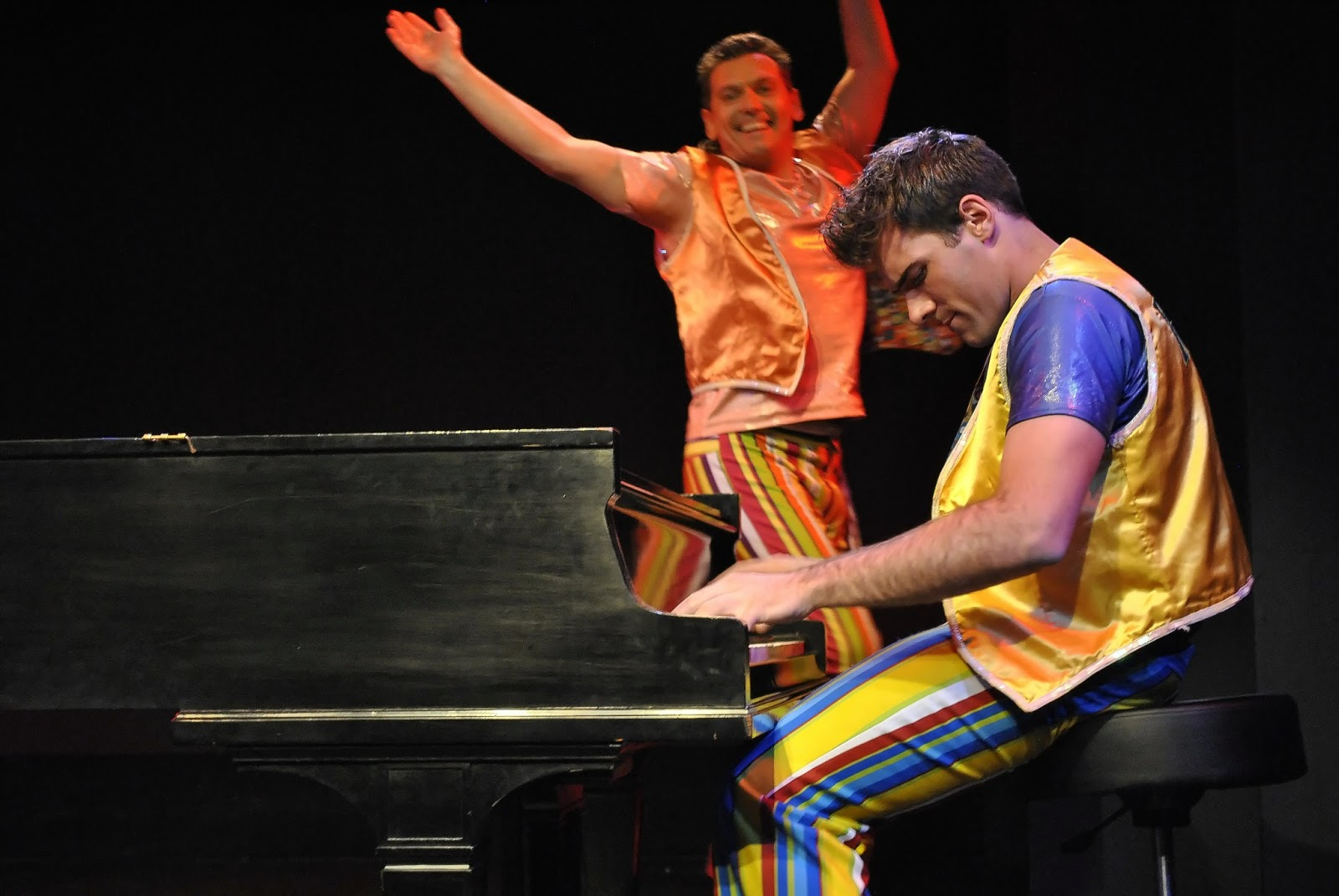 Photo Coverage: A HANDFUL OF KEYS Opens Off-Broadway