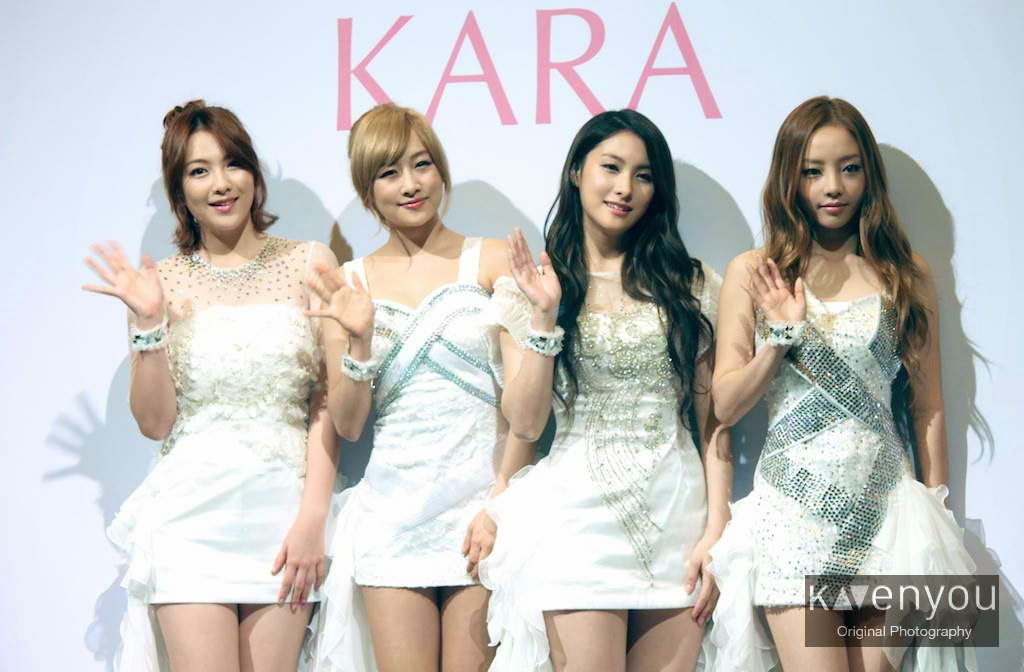 Kara Korean Girl Band | Foto Artis - Candydoll
