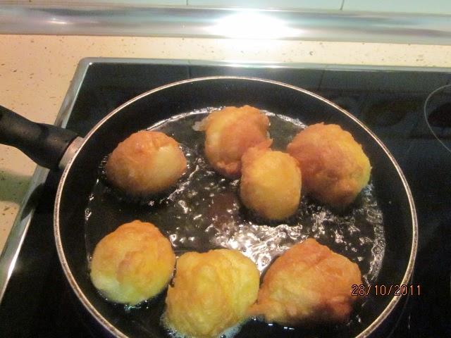 Entre cacharros de cocina bu uelos rellenos thermomix for Cacharros de cocina