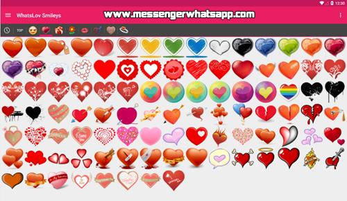 Comparte y expresa tu amor con WhatsLov