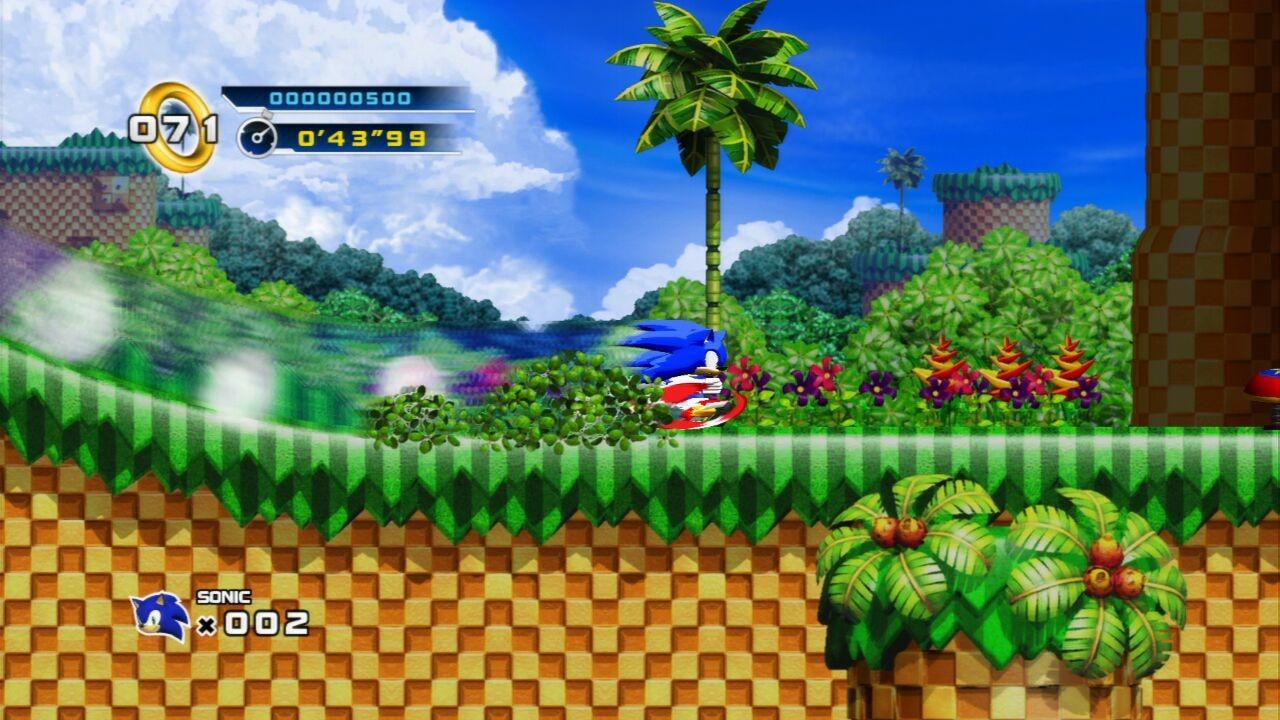 Telecharger sonic the hedgehog 4 telecharger jeux pc gratuit - Sonic gratuit ...
