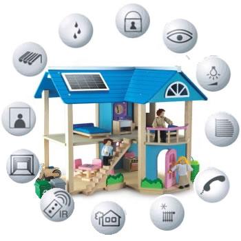 Domotica equipo 4 investigacion sobre dom tica for La casa domotica