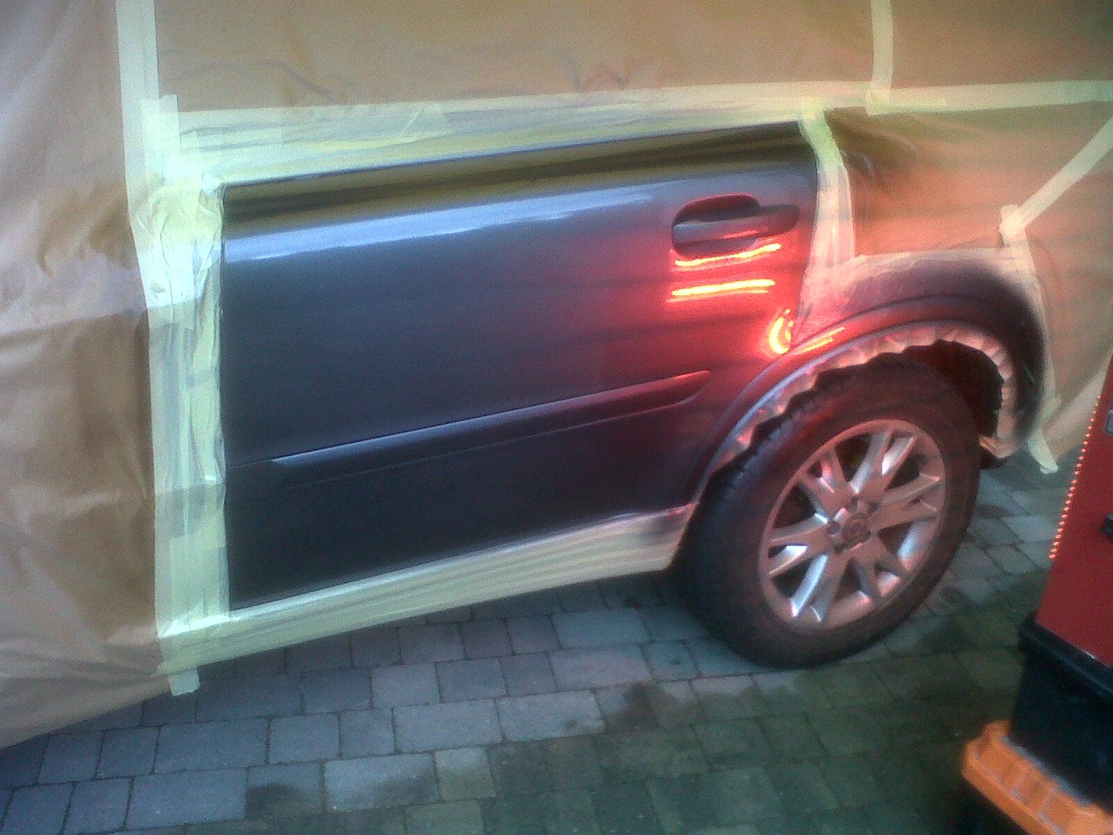 Car Paint Repair Tunbridge Wells