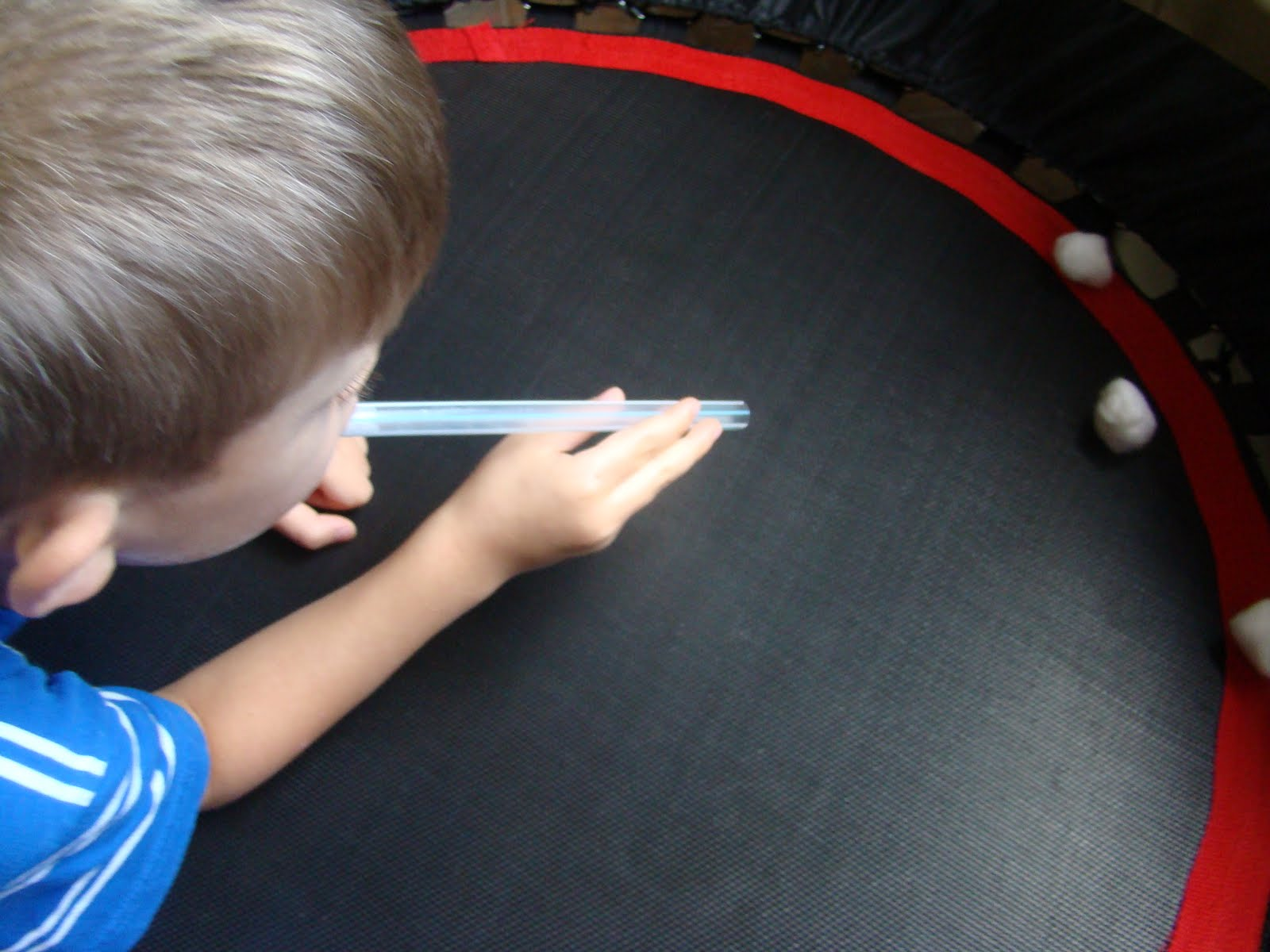 Raccoon School Oral Motor Activity Blow The Sheep Out Of