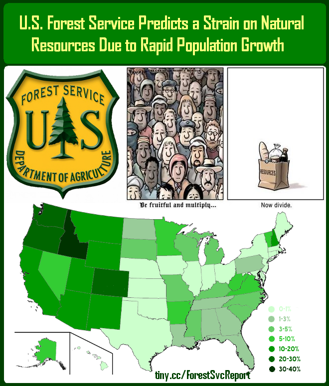 impact of rapid population growth in Where in the world is population growth bad the common sense view that rapid population growth has large and deleterious effects on economic if the impact of population growth differs across countries it might on average be low (and.