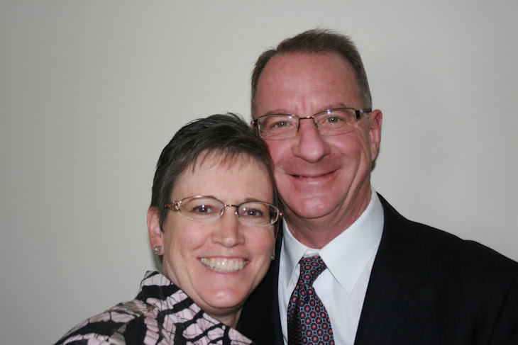 Darrel and Joanne Hammon