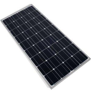 100w solarpanel montage. Black Bedroom Furniture Sets. Home Design Ideas