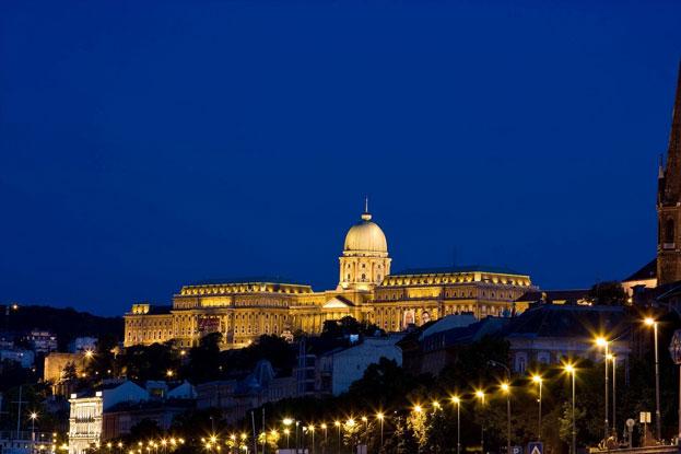 World Heritage Budapest Hungary