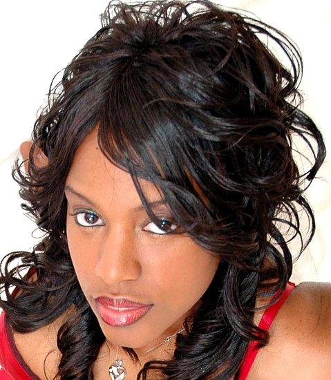 Black Hairstyle Weave African American