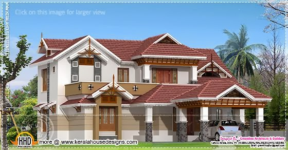 Traditional home design