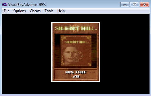 Silent Hill Play novel [Jap] Shpn
