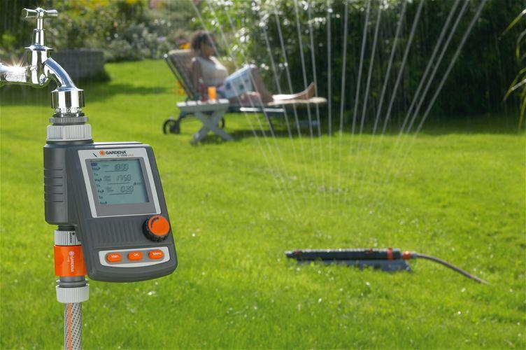 E peyzaj otomatik sulama projeleri for Riego automatico jardin