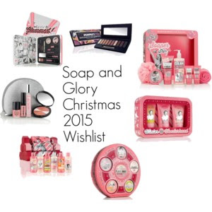 Soap and Glory Christmas Gifts 2015