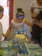 Begüm'ün fake 6  yaş Frozen partisi