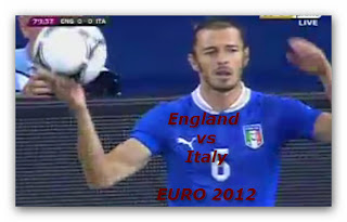 England vs Italy Euro 2012 Highlights
