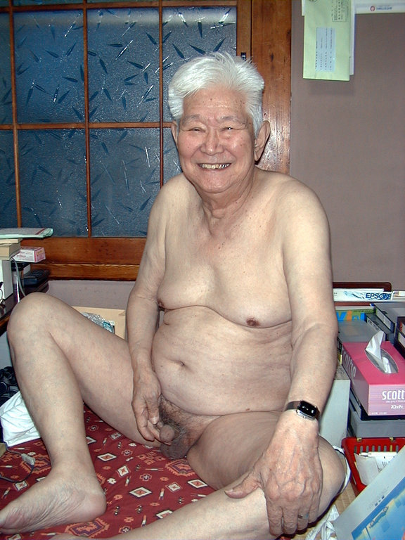 naked asian older - asian gay - chinese oldermen