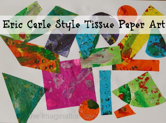 art tissue paper
