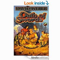 FREE: Oath of Swords (War God Book 1) by David Weber