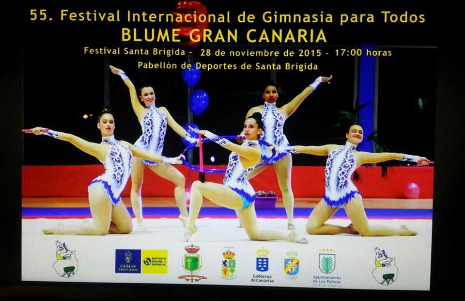 Santa Brígida: Festival BLUME GRAN CANARIA