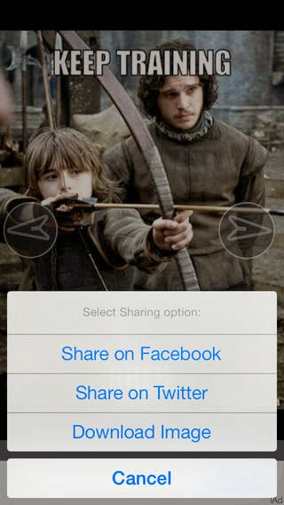 game of thrones memes and quotes on apple appstore