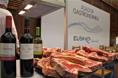Vinos Comenge en Gastronomika 2012. Blog Esteban Capdevila